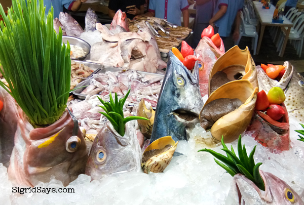 Bacolod restaurants - Bacolod seafood restaurants - native foods - Pinoy dishes - diotay's fresh seafood (1)