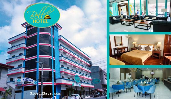 Bell Hotel - Bacolod hotels - MassKara Festival - Bacolod City - Negros Occidental - Philippine hotels - Bacolod blogger - cover