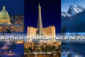 Best places to spend Christmas in the USA