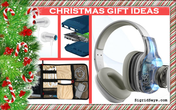 Christmas gift ideas from Promate - Promate technologies - Promate headphone - Christmas - technology - Bacolod blogger - shopping