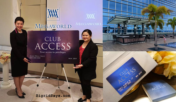 Megaworld Hotels Club Access Card - travel privilege card - Richmonde Hotel Iloilo - Bacolod blogger - Negrense bloggers - travel blogger - Bacolod mommy blogger