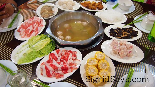 International Cuisine in Bacolod Restaurants