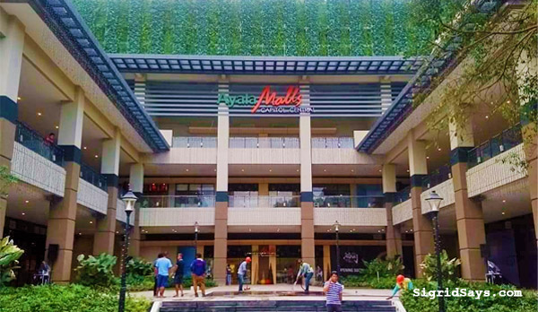 Ayala Malls Capitol Central in Bacolod