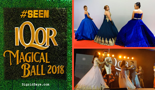 iQor Talisay Year-End Thanksgiving Magical Ball 2018