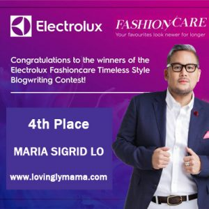 Bacolod blogger Sigrid Says Awards and Citations