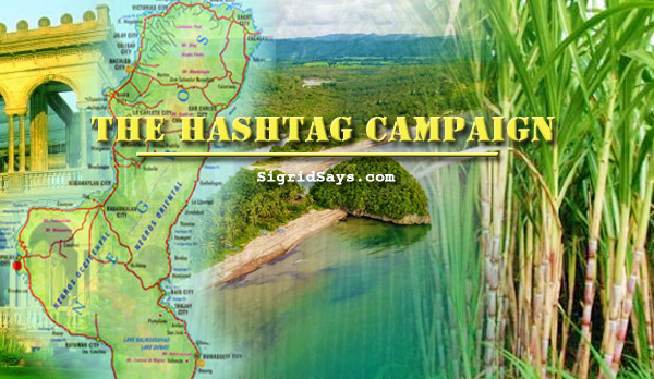 the hashtag campaign - bacolod - negros occidental - bacolod blogger