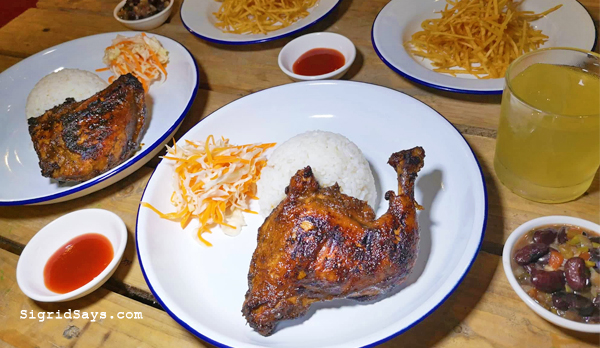 Bacolod Jerk Chicken for Jamaican Food
