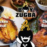 Boy Zugba Bacolod: Chicken BBQ vs. Chicken Inasal + Hugot