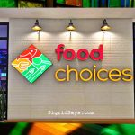 Food Choices Opens at Ayala Malls Capitol Central