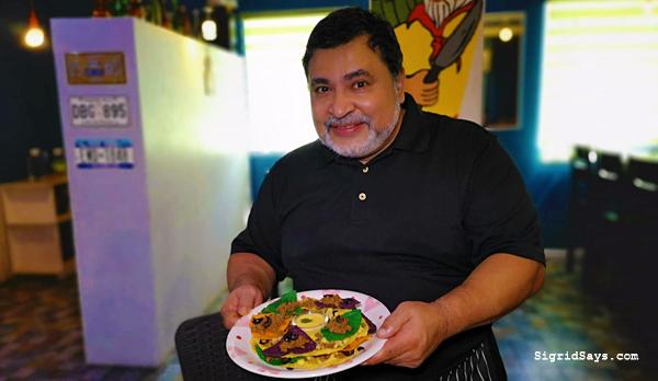 Los Trez Amigos | Mexican-American Restaurant in Bacolod