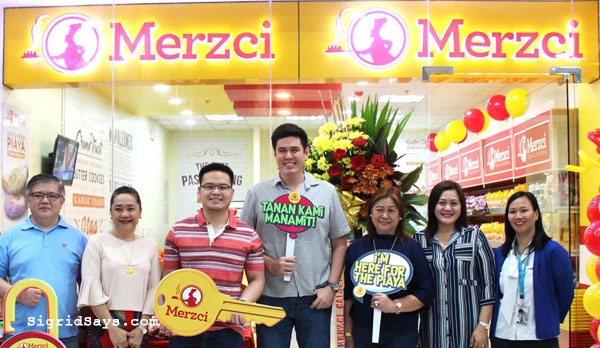 Merzci Gaisano Silay Now Open