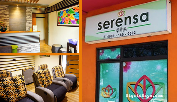 Serensa Spa: Discover This New Day Spa in Bacolod