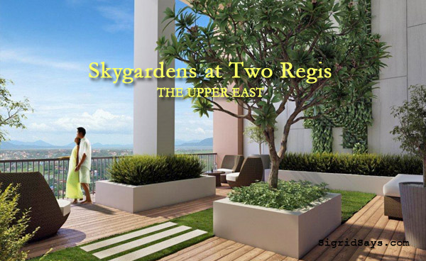 Two Regis: Premier Bacolod Condominium by Megaworld |The Upper East
