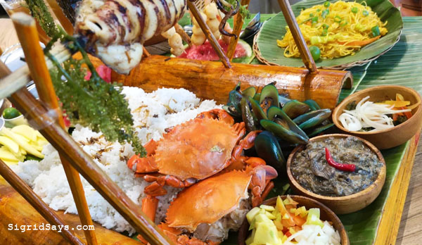 Blackbeard's Seafood Island Bacolod|Boodle Fight for the Family