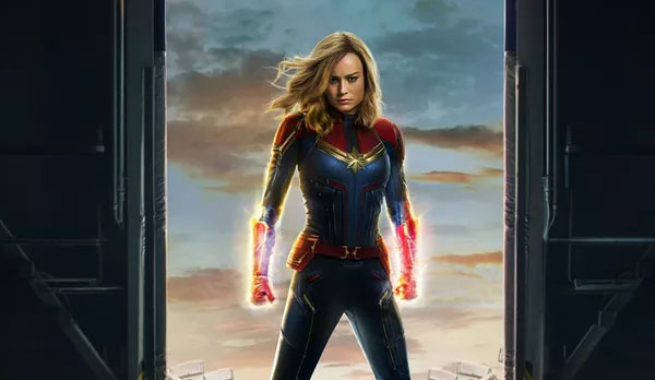 Captain Marvel - premier night - Ayala Malls Capitol Central cinema - Brie Larson
