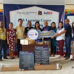 The Iloilo Community Learning Center from FPG Insurance and Cebuana Lhuillier Foundation is Now Open