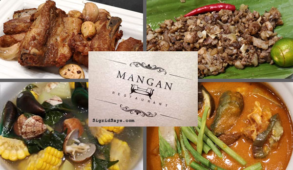 Mangan Restaurant Bacolod Kapampangan Cuisine: My Top Picks