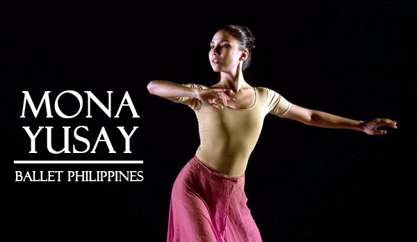 Mona Yusay - Ballet Philippines - The Exemplars - Filipina ballerina - Bacolod blogger - filipina ballerina