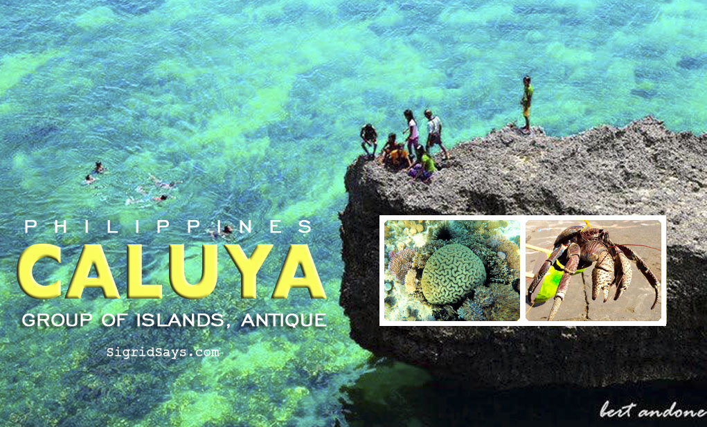 Caluya Group of Islands - Antique - Philippines - visit Caluya - Tatus coconut crab - Tatusan Festival - Bacolod blogger - cliff diving