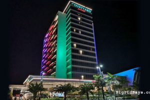 Courtyard by Marriott Iloilo Hotel First Anniversary + Promo