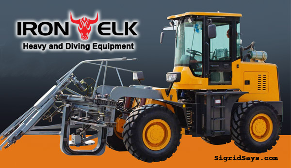 Iron Elk Heavy Equipment Importer and Distributor of Agricultural Equipment in the Philippines
