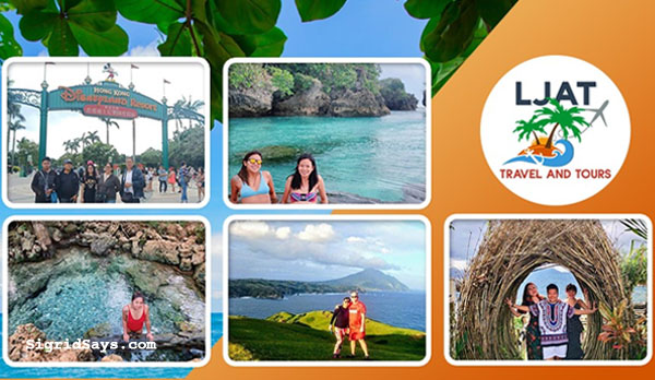 LJAT Travel Agency and Tour Services: Travel on Installment