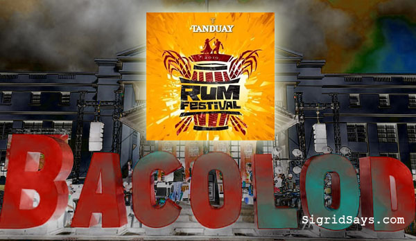 Tanduay Rum Festival Bacolod Competion Winners