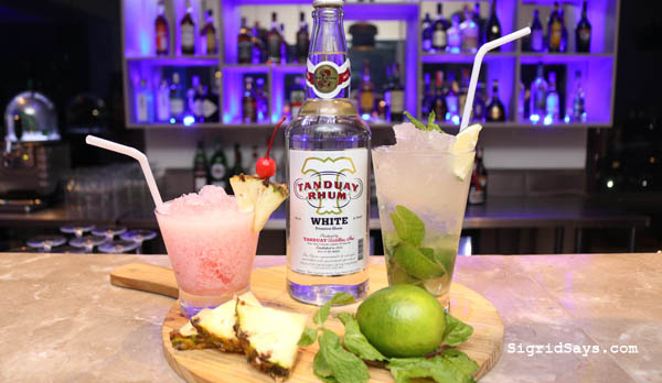 SEDA Capitol Central Joins Tanduay Rum Festival With Rum Creations