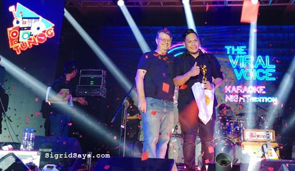 Tunog Transcom Tayo Y2 Bacolod Winners