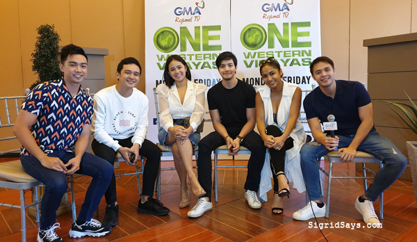 Alden Richards - The Gift - GMA Kapuso stars - Masskara Festival - Bacolod blogger - Robinsons Place Bacolod mall show - Adrian Bobe - One Western Visayas interview