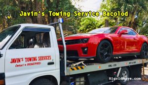 Javins Towing Service Bacolod - Bacolod towing service - emergency towing - Bacolod blogger - towring super cars
