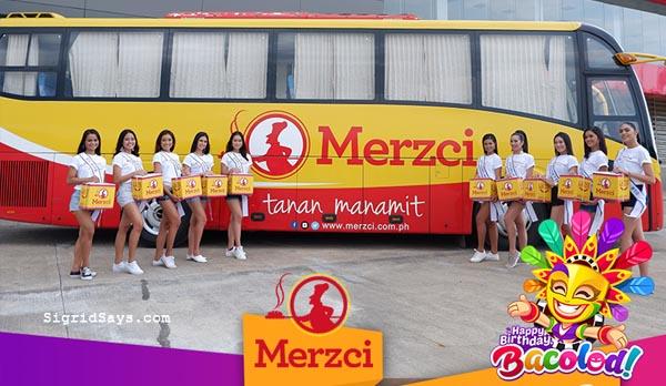 Merzci Pasalubong Masskara Festival - Bacolod pasalubong - MassKara Queen pageant - MQ