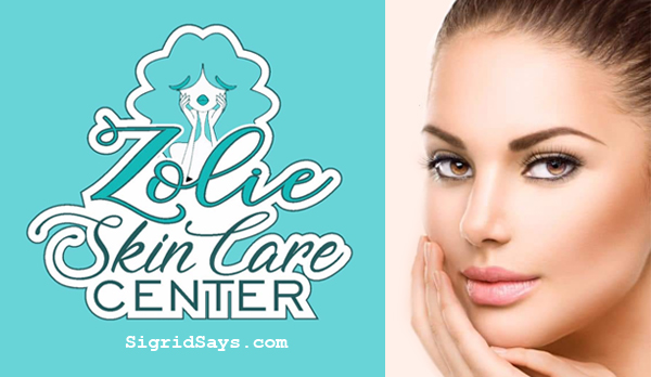 Zolie Skin Care Center in Bacolod