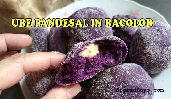 Cheesy Ube Pandesal in Bacolod is Now the Rave