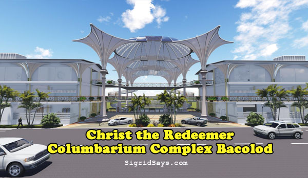 Christ the Redeemer Columbarium Complex Bacolod | Teresa Development Corp
