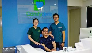 Comfydent Dental - Bacolod dentist for kids - Bacolod dental surgery - Bacolod blogger - dentists