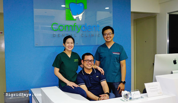 Comfydent Dental – Bacolod Multi-Specialty Dental Clinic