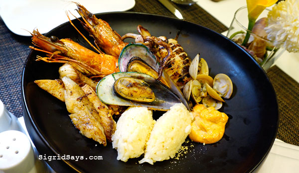 Megaworld champions good food - Bacolod restaurants - Belmont Hotel Boracay - Bacolod blogger - seafood risotto