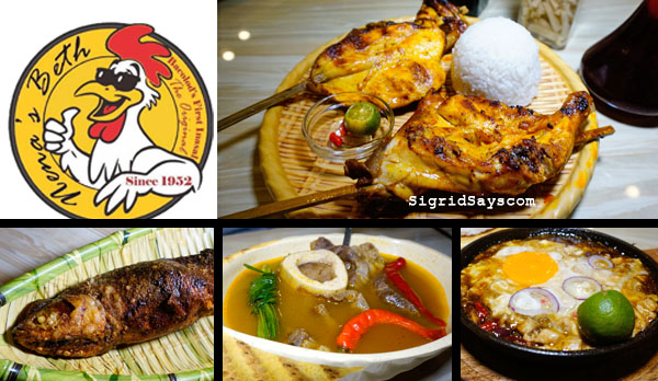 Nena's Beth Chicken Inasal and More