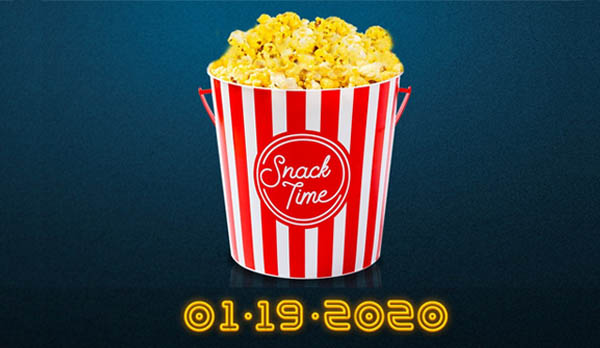 January 19 is International Popcorn Day | SM Cinema Celebrates with FREE Popcorn