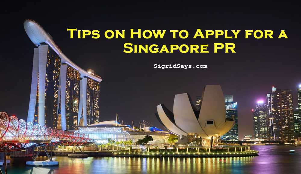 paul immigrations reviews - applying for a Singapore PR - Singapore immigration - global financial center