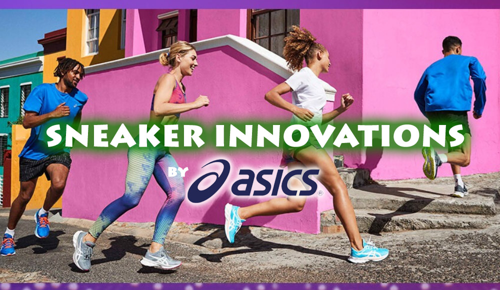 sneaker innovations by asics - Asics sports shoes - smart sneakers - CES 2020 - technology - Bacolod blogger - running shoes
