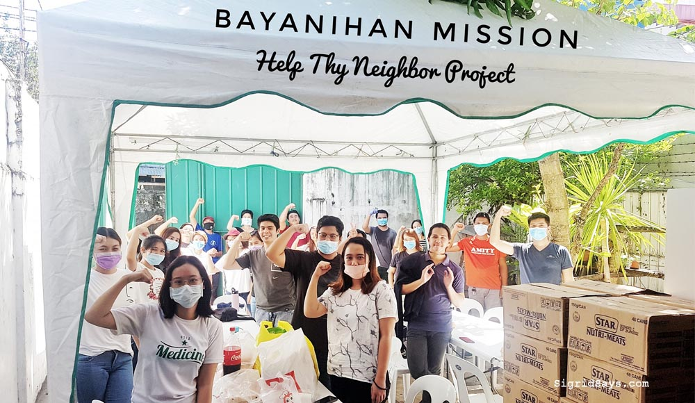 Bayanihan sa Bacolod Movement in Fighting Covid-19