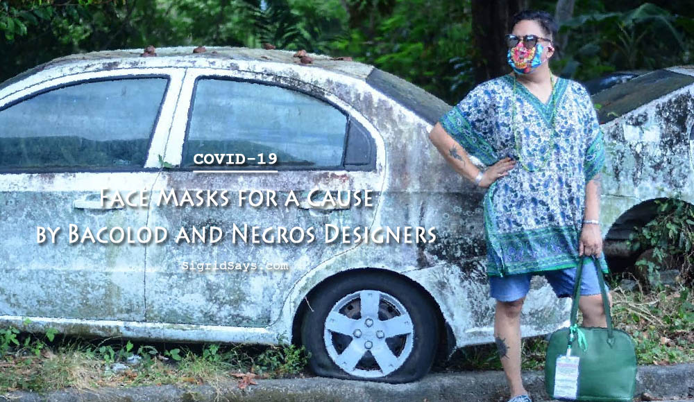 Covid-19 Face Masks for a Cause in Negros Occidental