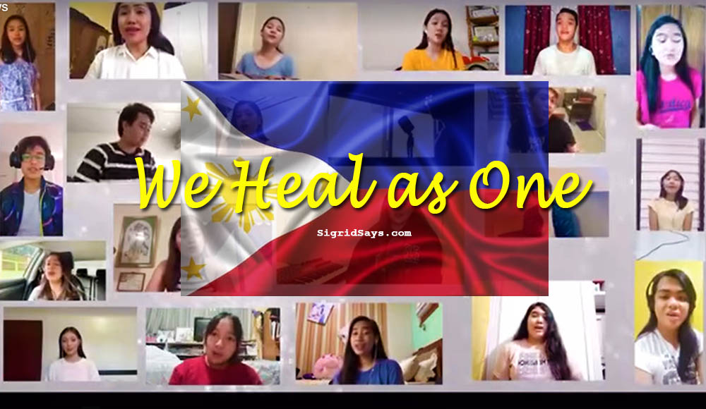 We Heal as One by Voice Chords Music Studio | Covid-19