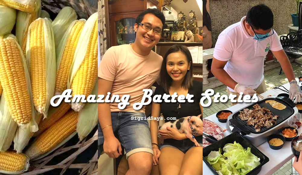 Amazing Barter Stories: Bacolod Barter Community