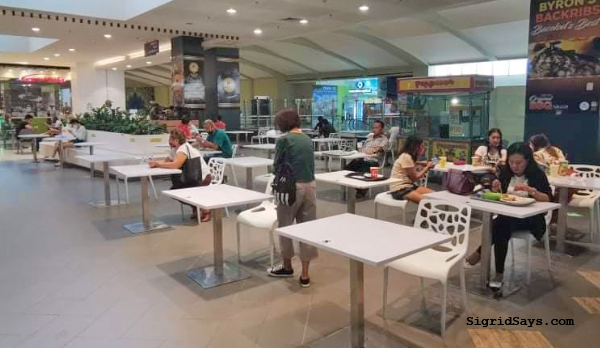 SM Supermalls Assures of Safe Dine-In Services