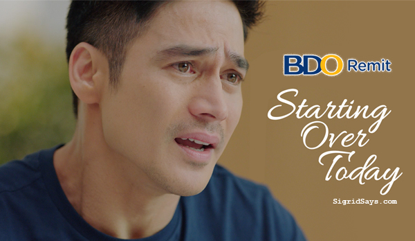 BDO Remit: Starting Over Today with Funny OLVs by Piolo Pascual