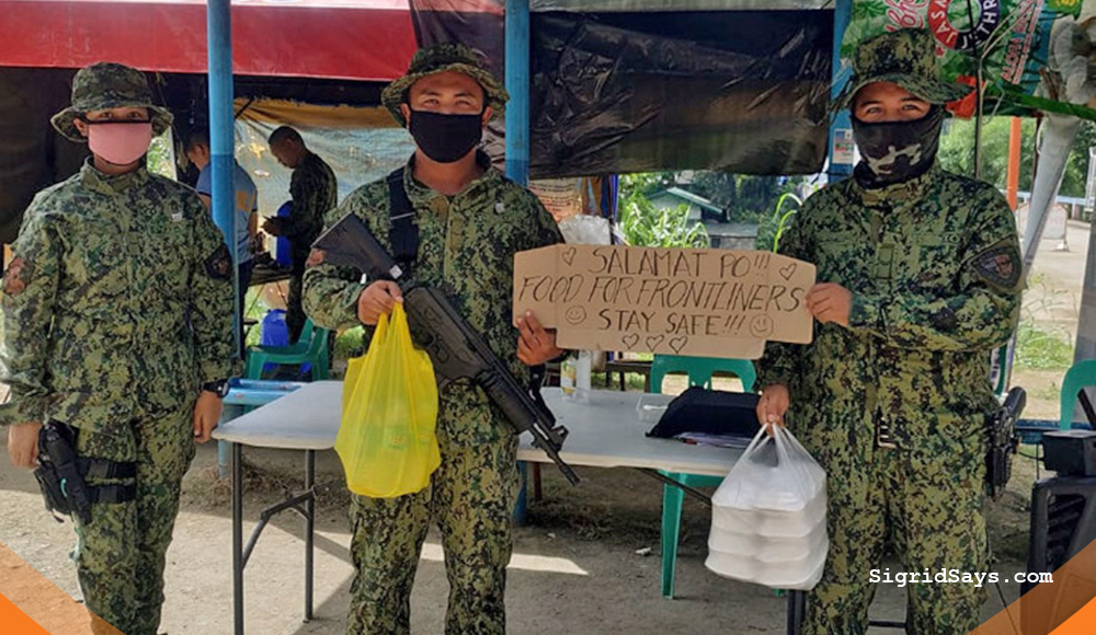 Food for Frontliners Philippines Continues its Mission After Lockdown