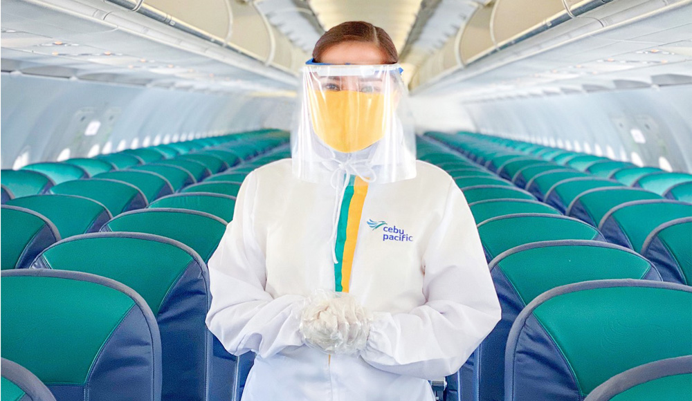 buying travel insurance - Cebu Pacific - cabin crew - Covid-19 - travel ban - planes